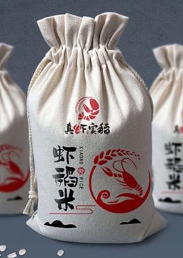 真虾实稻(包装设计)