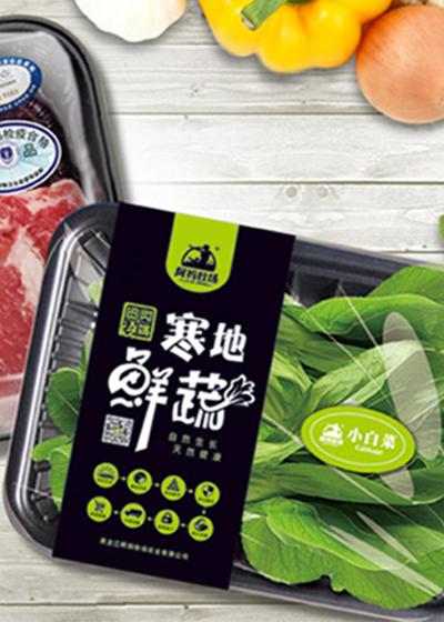绿色食品包装设计